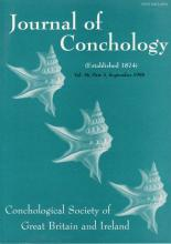 Journal of Conchology Volume 36